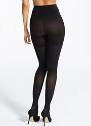 Spanx Luxe Leg Opaque Tights Zoom 3