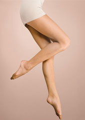 Silky Naturals Second Skin Tights
