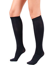Silky 200 Denier Fleece Knee Highs Zoom 2