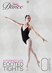 Silky Ballet Adults Full Foot Ballet Tights