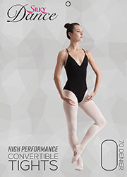 Silky Ballet Adults High Performance Convertible Tights Zoom 1