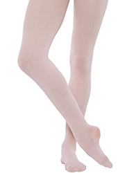 Silky Ballet Childrens High Performance Full Foot Tights Zoom 2