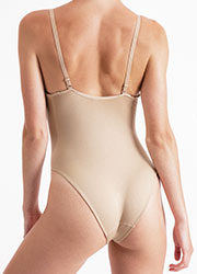Silky Dance Adult Seamless Low Back Camisole Zoom 2