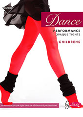 Silky Dance Childrens Performance Opaque Tights