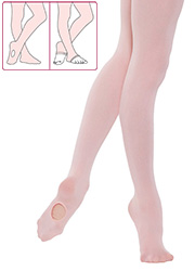 Silky Ballet Adult Convertible Ballet Tights Zoom 2