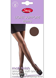 Silky Light Support Tights