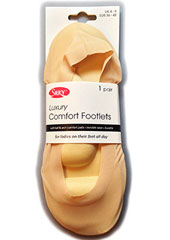 Silky Luxury Comfort Footlet