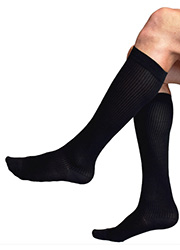 Silky Mens Cotton Rich Compression Socks Zoom 1