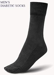 Silky Mens Diabetic Socks Zoom 1