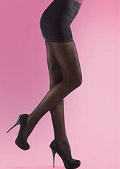 Silky Soft Opaque 40 Denier Tights Zoom 2
