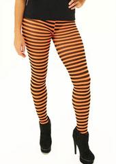 Tiffany Quinn Pixie Thin Striped Tights Zoom 2