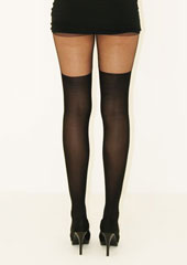 Tiffany Quinn T Cross Suspender Tights Zoom 3
