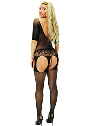 Tiffany Quinn Carmen Crotchless Bodystocking Zoom 3
