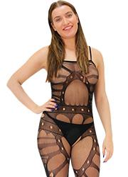 Tiffany Quinn Jennifer Crotchless Bodystocking Zoom 2