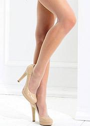 Tiffany Quinn Platinum Range 15 Denier Sheer Gloss Tights Zoom 2