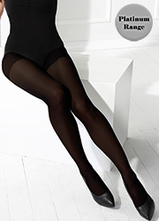 Tiffany Quinn Platinum Range 80 Denier Opaque Bodyshaper Tights Zoom 2