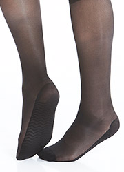 Tiffany Quinn Platinum Range Cushion Sole Knee Highs Zoom 2