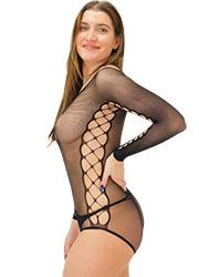 Tiffany Quinn Stella Plunged Body Zoom 2
