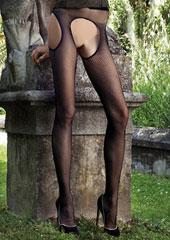 Trasparenze Abbie Fishnet Strip-Panty Tights Zoom 2
