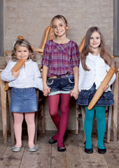 Trasparenze Orazio Childrens Tights Zoom 1