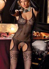 Trasparenze Edwige Bodystocking Zoom 2