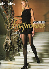 Trasparenze Oleandro 20 Coloured Tights