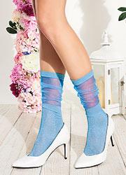 Trasparenze Lavender Socks Zoom 3