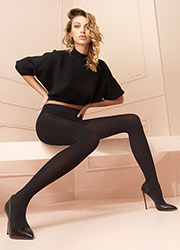 Trasparenze 100 Denier Cortina Tights Zoom 1