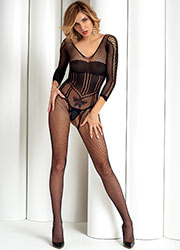 Trasparenze Alektra Bodystocking