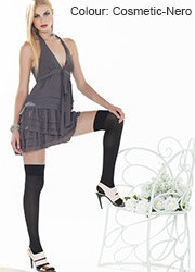 Trasparenze Alexander Mock Over The Knee Sock Tights Zoom 2
