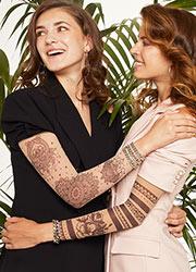 Trasparenze Anacardo Fashion Sleeve