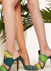 Trasparenze Ananas Net Tights Zoom 3