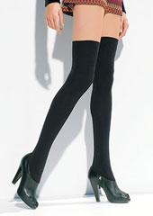Trasparenze Caballero Over the Knee Socks Zoom 2