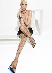 Trasparenze Calendula Tights