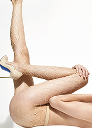 Trasparenze Edera Fishnet Tights Zoom 2