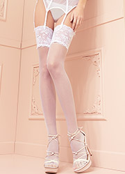 Trasparenze Eleonora 20 Lace Top Stockings Zoom 1