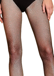 Trasparenze Gardenia Lurex Fishnet Tights Zoom 3