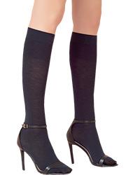 Trasparenze Georgia Cashmere Knee Socks Zoom 2