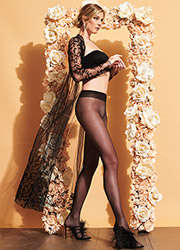 Trasparenze Geranium Tights Zoom 3