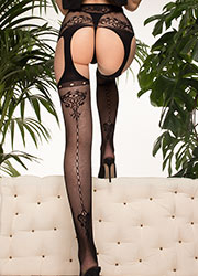 Trasparenze Grandilla Strip-Panty Tights Zoom 2