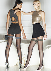 Trasparenze Grasshopper Lurex Tights
