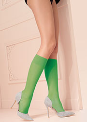 Trasparenze Grazia Coloured Knee Highs 2 Pair Pack Zoom 3