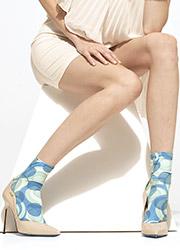 Trasparenze Iris Socks