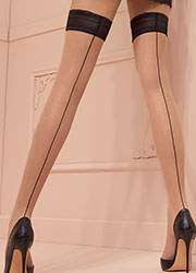Trasparenze Jessy Backseam Hold Ups Zoom 2