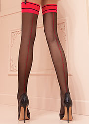 Trasparenze Jessy Backseam Stockings