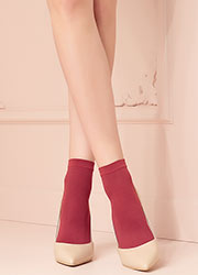 Trasparenze Marta Ankle Highs