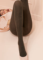Trasparenze Melani 80 Denier Cotton Tights Zoom 2