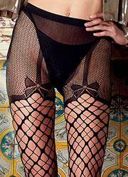 Trasparenze Merlot Strip-Panty Tights Zoom 4