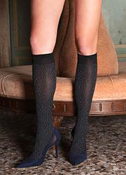 Trasparenze Minotauro Fashion Knee Highs