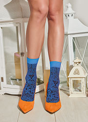 Trasparenze Nocciola Socks Zoom 3